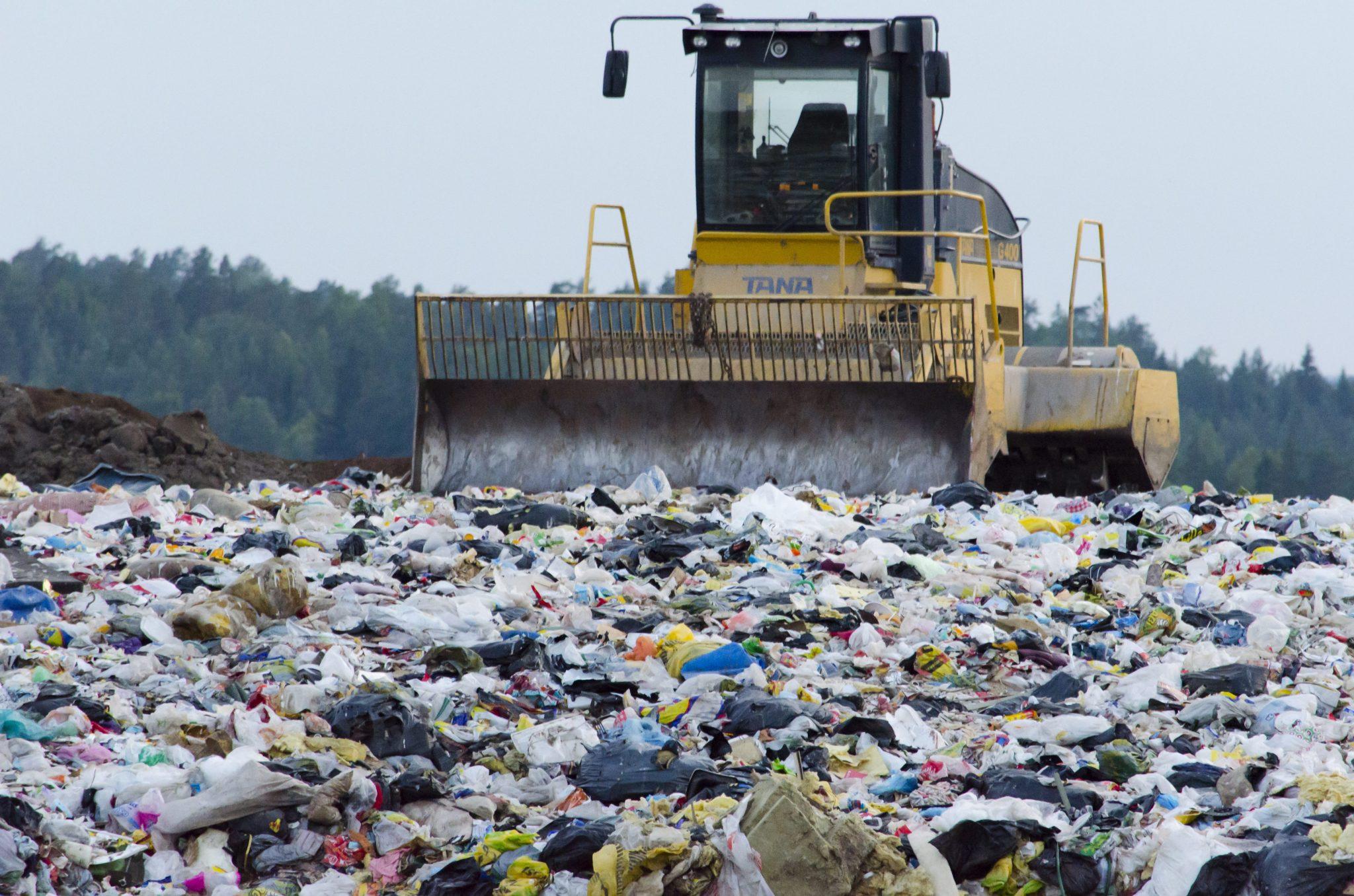 Smarte Müllentsorgung für Smart Cities
